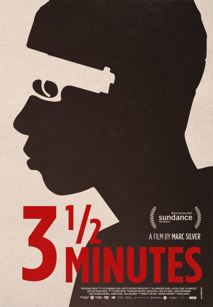 3 1/2 Minutes documentary poster