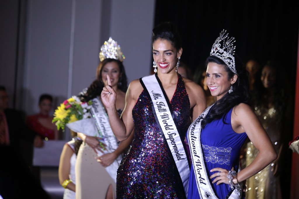 Ms. Brazil Ava Sa wins Ms. International Supermodel title at the Holiday Inn Walt Disney World Resorts Hotel in Orlando August 16, 2015. Photo by FNN News Staff J. Willie David, III