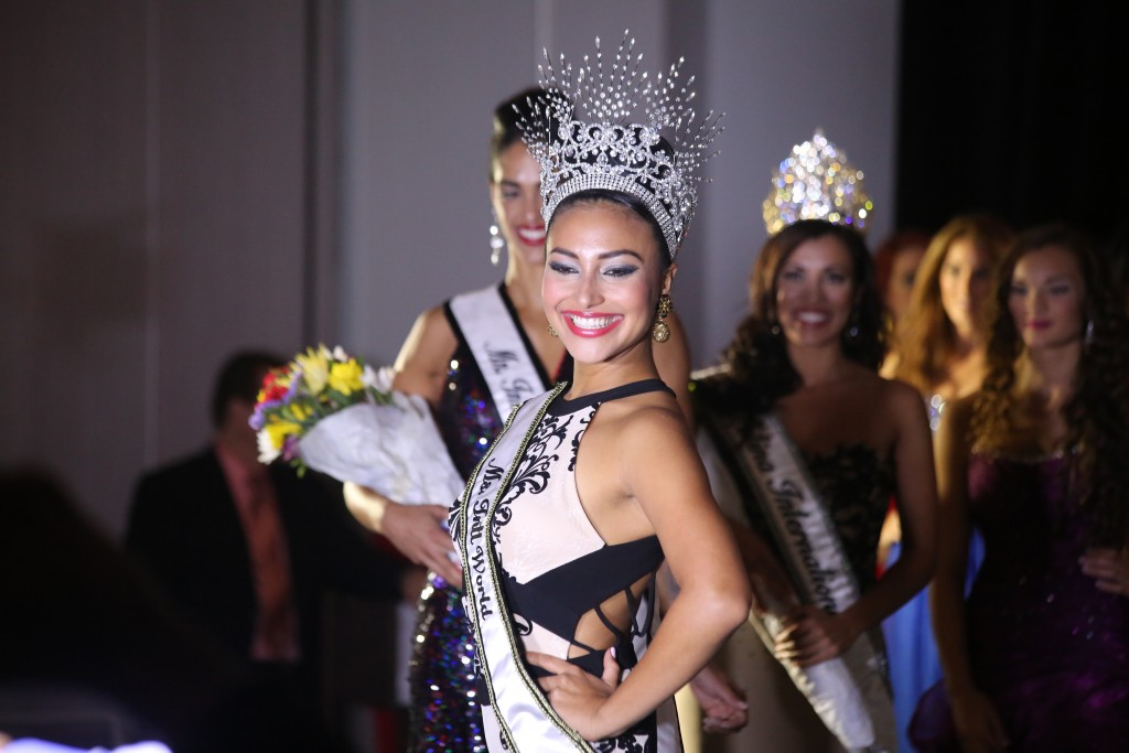 2015 Ms International World