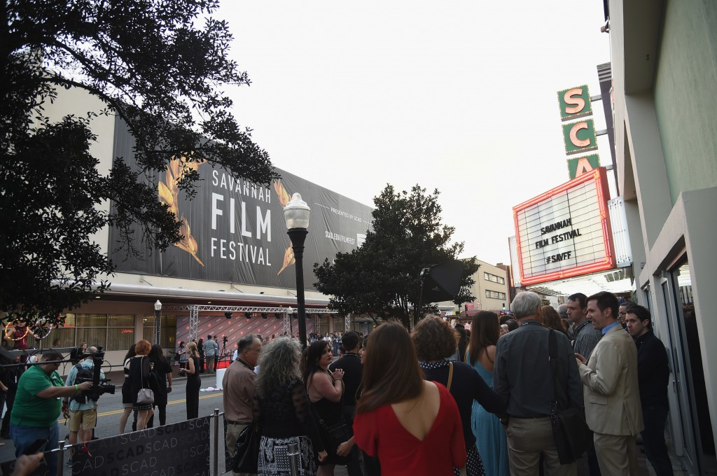 SAVANNAH, GA - OCTOBER 24: General view during Day One of the 18th Annual Savannah Film Festival Presented by SCAD on October 24, 2015 in Savannah, Georgia. (Photo by Michael Loccisano/Getty Images for SCAD)