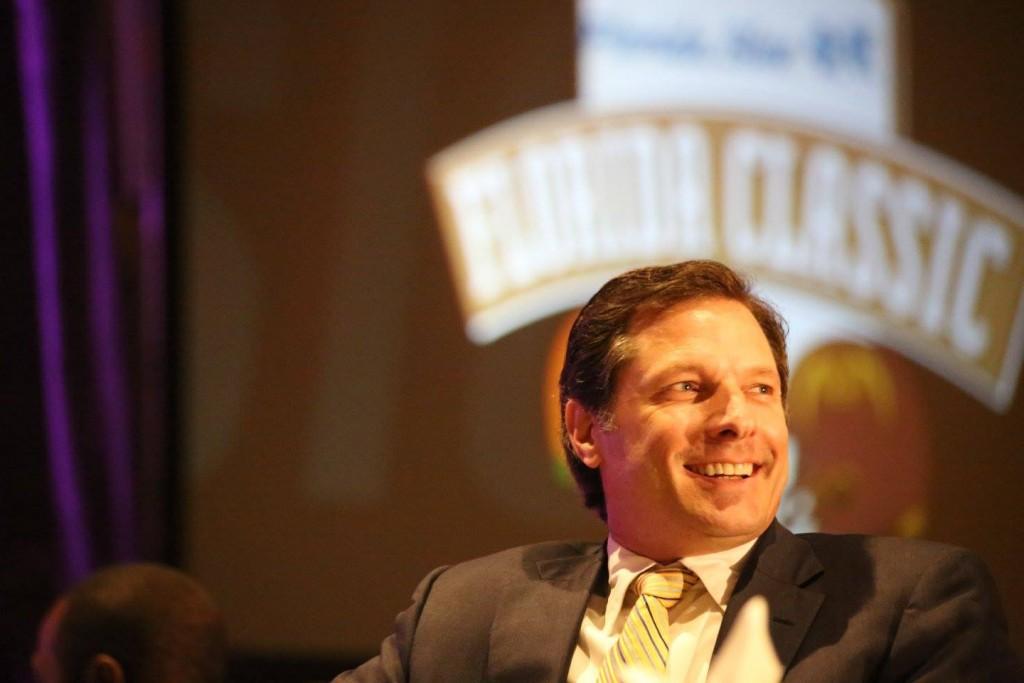 Florida Citrus Sports CEO Steve Hogan. Photo: J. Willie David III/Florida National News.