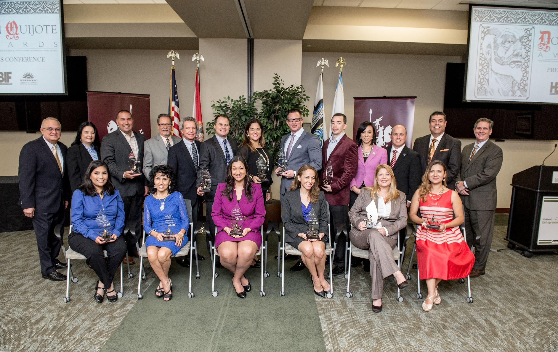 Don Quijote Awards Finalists And Hispanic Community