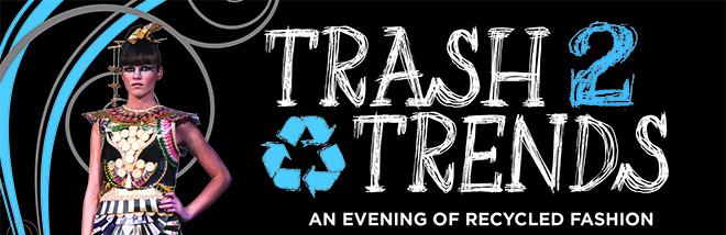 ORLANDO FASHION: Tickets on sale now for 3rd annual Trash 2 Trends Recycled Fashion Show at Sea World's Ports of Call