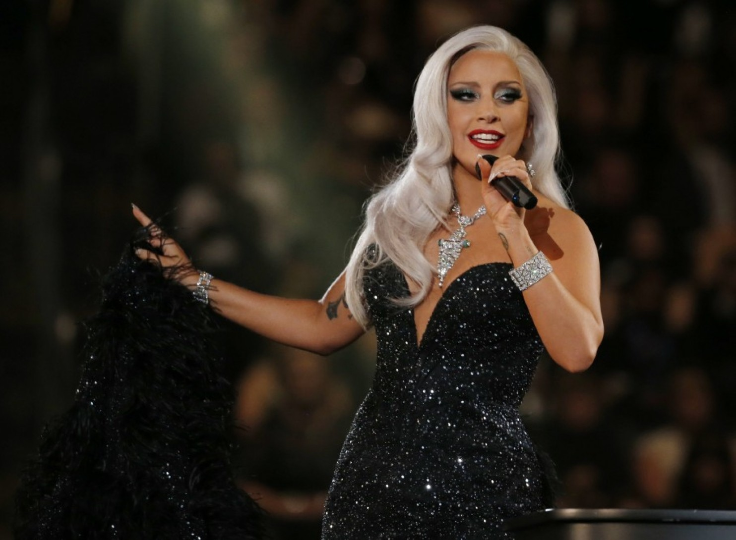LADY GAGA To Sing The National Anthem At Super Bowl 50 On ...