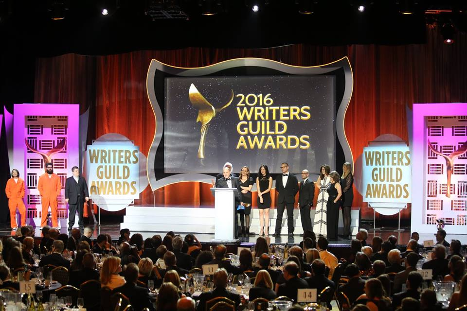 LOS ANGELES (FNN NEWS) - 2016 Writers Guild Awards Winners Announced For LA and NY. Photo: Willie David/Florida National News.