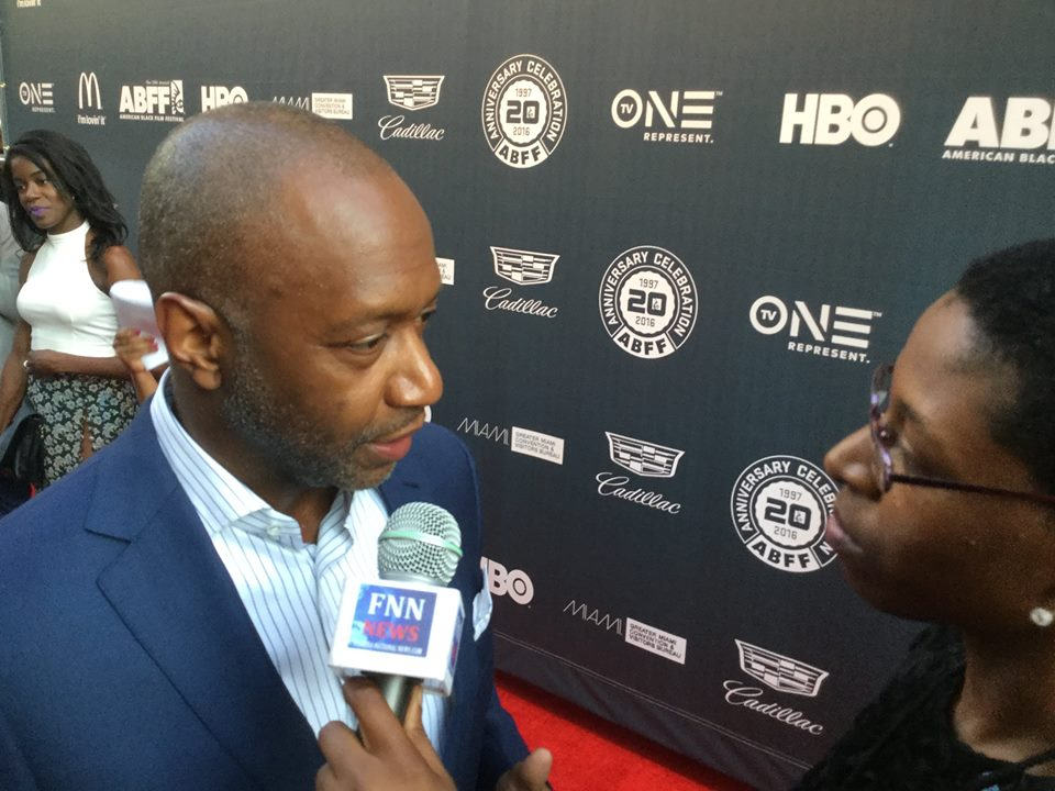MIAMI: ABFF 2016 Makes History. Photo: Willie David/FNN News.