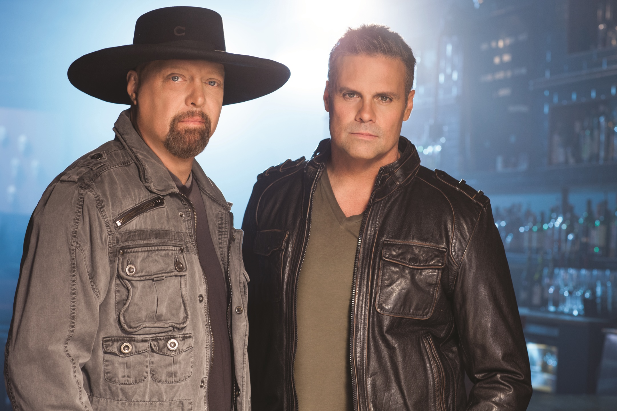 DAYTONA BEACH, Fla. (FNN NEWS) -- Award-winning country duo Montgomery Gentry performing at Coke Zero 400. Photo courtesy of Montgomery Gentry.