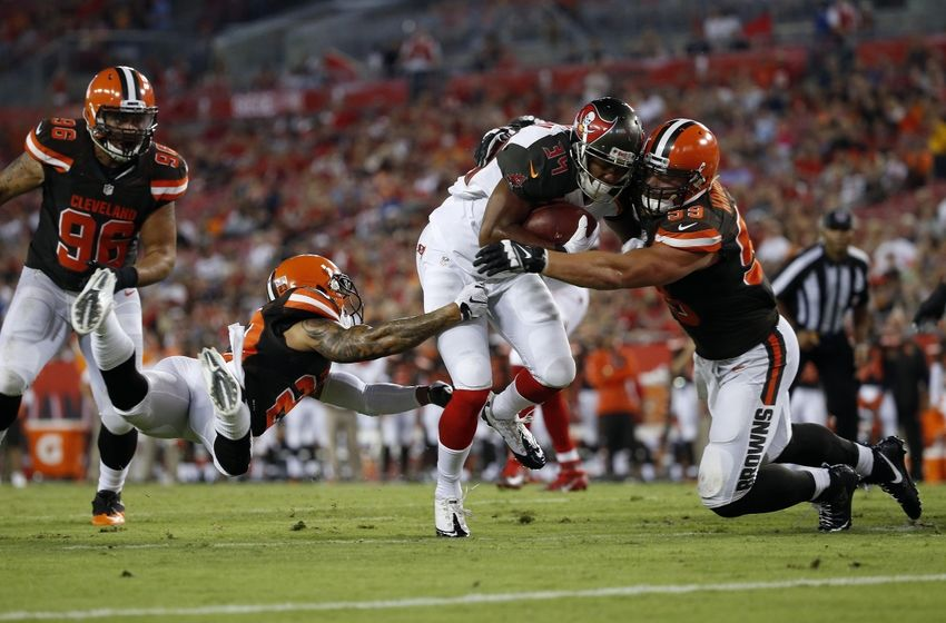 TAMPA BAY (FNN SPORTS) - Tampa Bay clinched the victory in their first home game of the preseason Friday. Photo: Kim Klement/USA TODAY Sports.
