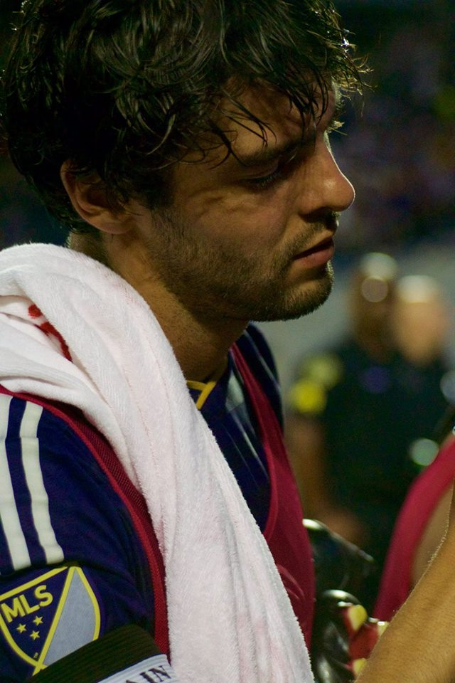 ORLANDO (FNN SPORTS) - Ricardo Kaka (pictured) and Orlando City played a hard-fought match against Seattle Sounders FC Sunday. Photo: Florida National News.
