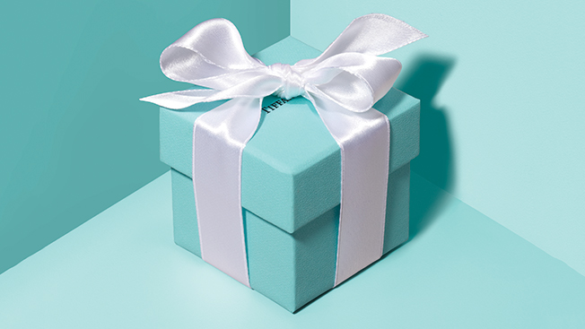 Photo courtesy of Tiffany & Co., as seen in AdWeek.