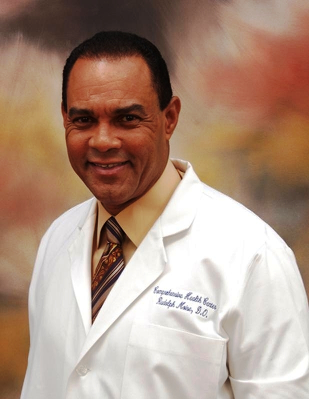Dr. Rudolph Moise