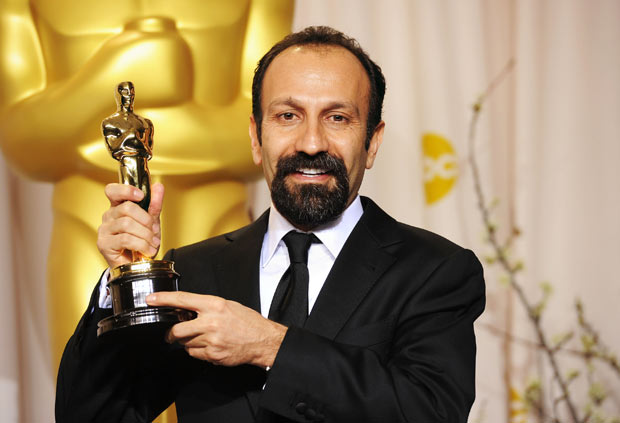 Oscar nominee Asghar Farhadi is banned from the U.S. under President Trump's current travel ban, which the Writers Guild of America slams in a statement Sunday. Photo: National Association of Motion Picture Arts and Sciences (NAMPAS).
