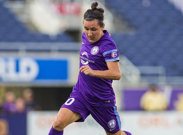 ORLANDO: Orlando Pride Lend Lisa De Vanna to Canberra United. Photo: Orlando City Soccer