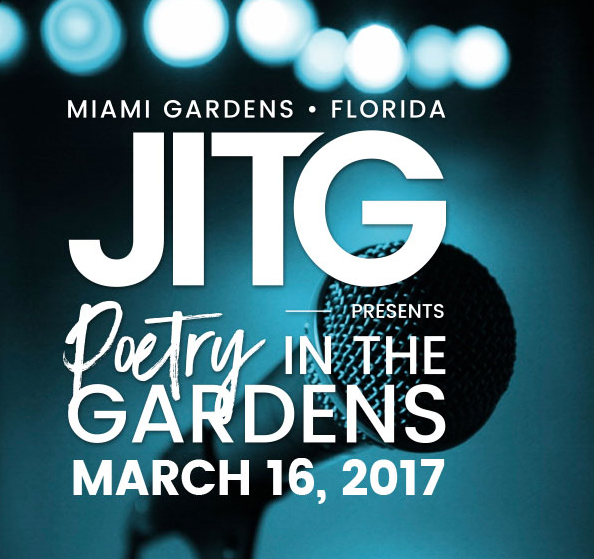 MIAMI GARDENS, Fla. (FNN NEWS) - The 12th annual Jazz In The Gardens adds an all-new twist: the inaugural Poetry In The Gardens. Image: Jazz In The Gardens/City of Miami Gardens.
