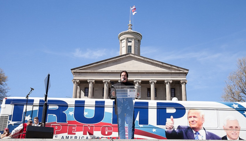 ORLANDO (FNN NEWS) - America First Federation announced local political activist Randy Ross Chairman of its Florida chapter Friday. Photo: Tennessee Star.
