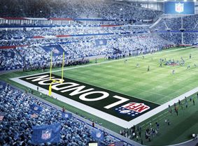 LONDON, United Kingdom: International Champions Cup 2017 contenders Tottenham Hotspur will repay its 400,000 British expat fans in Florida with its new state-of-the-art stadium, due to open in the summer of 2018. Photo: NFL.com.