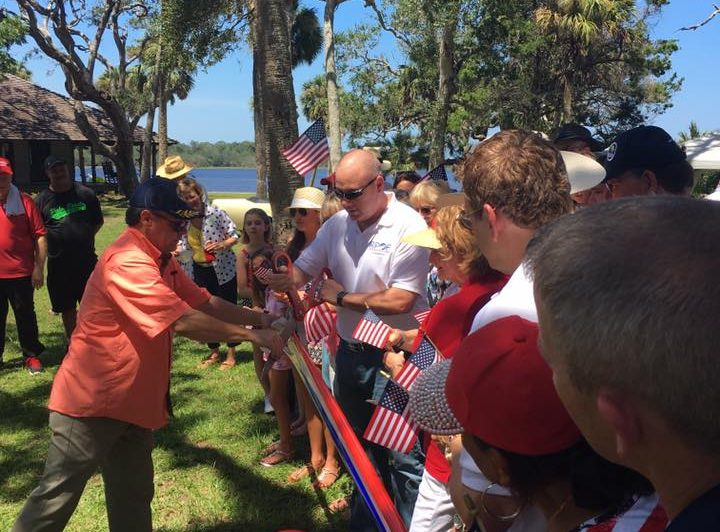 "FLAGLER COUNTY (FNN NEWS): The Flagler County Republican Club BBQ was declared the ""official kickoff to the 2018 Florida midterm elections"" by Florida Republican Party Chairman Blaise Ingoglia on Saturday, August 19th."