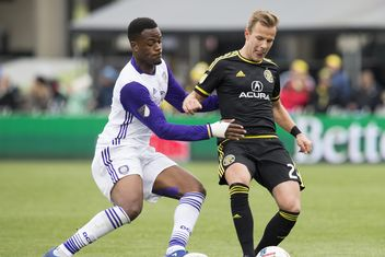 ORLANDO (FNN SPORTS): Orlando City's high performance against Columbus Crew at Orlando City Stadium Saturday still couldn't nab a definitive victory. Photo: USA TODAY Sports.