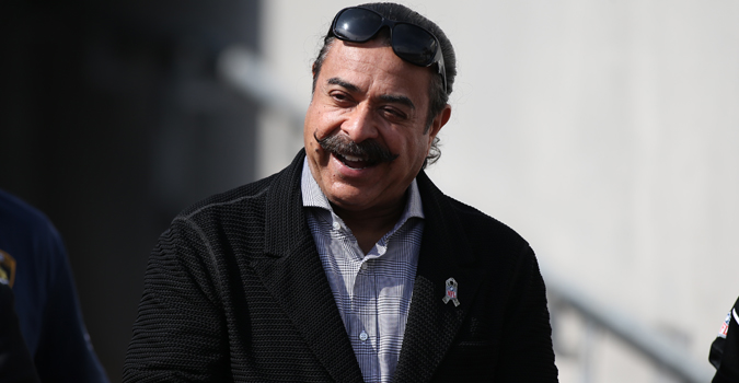 JACKSONVILLE (FNN SPORTS) - Jacksonville Jaguars owner Shad Khan, the first and only Muslim NFL team owner, will be one of 10 NFL team owners featured on the cover of Sports Illustrated this week. Photo: Jacksonville Jaguars.