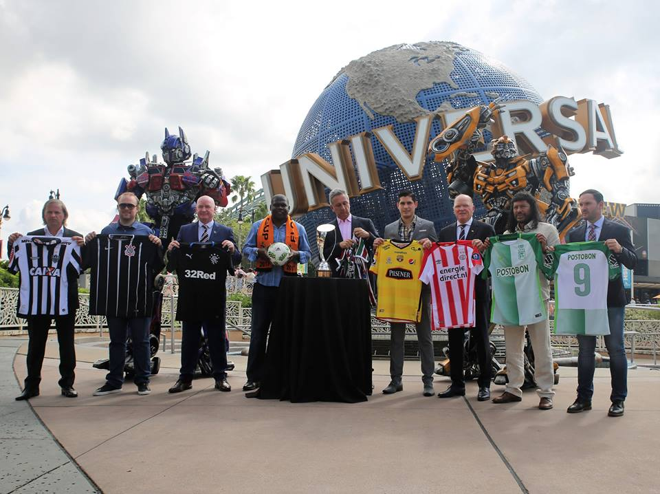 ORLANDO (FNN NEWS) - The Florida Cup announced its partnership with Universal Orlando Resort for the Florida Cup on Monday. Photo: Mellissa Thomas/Florida National News.
