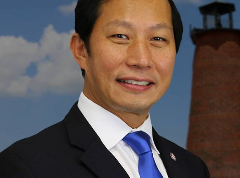 FNN POLITICS & POWER | KISSIMMEE - Before he officially launches his Kissimmee City Commission campaign Saturday, Andrew Jeng shares his platform in an exclusive interview with Florida National News. Photo courtesy of Andrew Jeng.