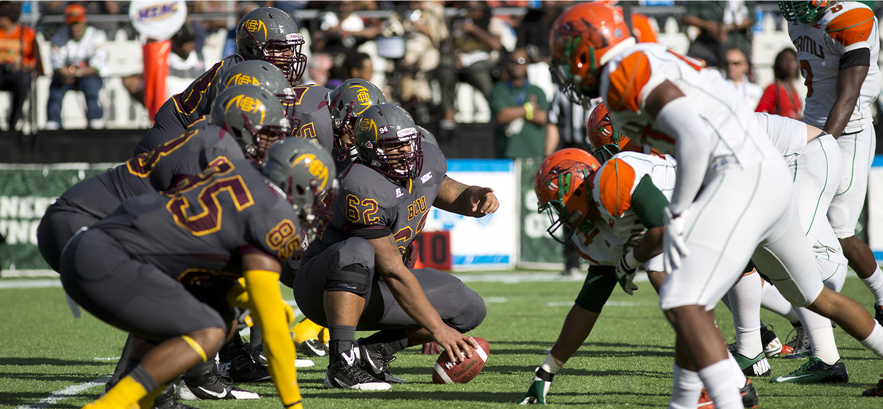 ORLANDO, Fla. (FNN SPORTS) - The Florida A&M University (FAMU) Rattlers entered Saturday's showdown with something to prove, but the B-CU Wildcats came into the 2017 Florida Blue Florida Classic ready to take another win at Camping World Stadium Saturday afternoon. Photo: floridaclassic.org.