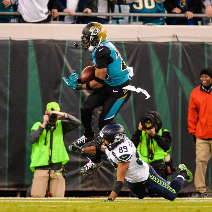 JACKSONVILLE (FNN SPORTS): Jacksonville's win against Seattle puts the Jaguars in first place in the AFC South division with three games left to play. Photo: Jacksonville Jaguars.