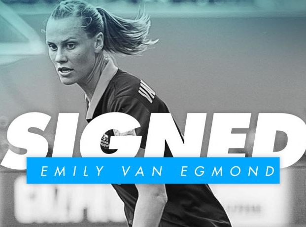ORLANDO (FNN SPORTS) - Orlando Pride signs Australian defender Emily van Egmond. Image: Orlando City Soccer Club.