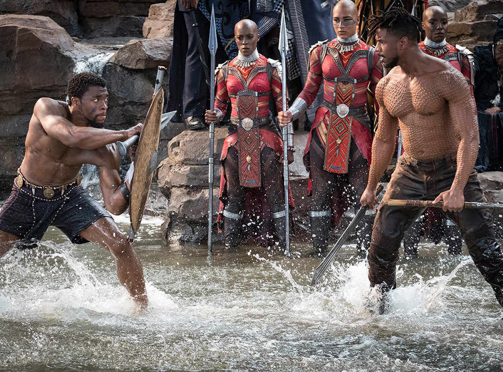 "LOS ANGELES, Ca. (FNN NEWS) - Marvel's ""Black Panther"" surges past ""Titanic"" as one of the highest grossing films in the U.S. Photo: Marvel Studios."