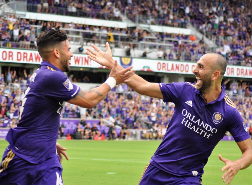 ORLANDO (FNN SPORTS) - Orlando City prevailed against Real Salt Lake to keep their winning streak at Orlando City Stadium Sunday--and made history while they were at it. Photo: Willie David/Florida National News.