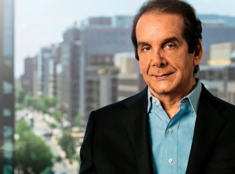 NEW YORK (FNN NEWS) - Fox News commentator Charles Krauthammer told readers he is now confronting an aggressive form of cancer. Photo: Charles Krauthammer (Facebook).