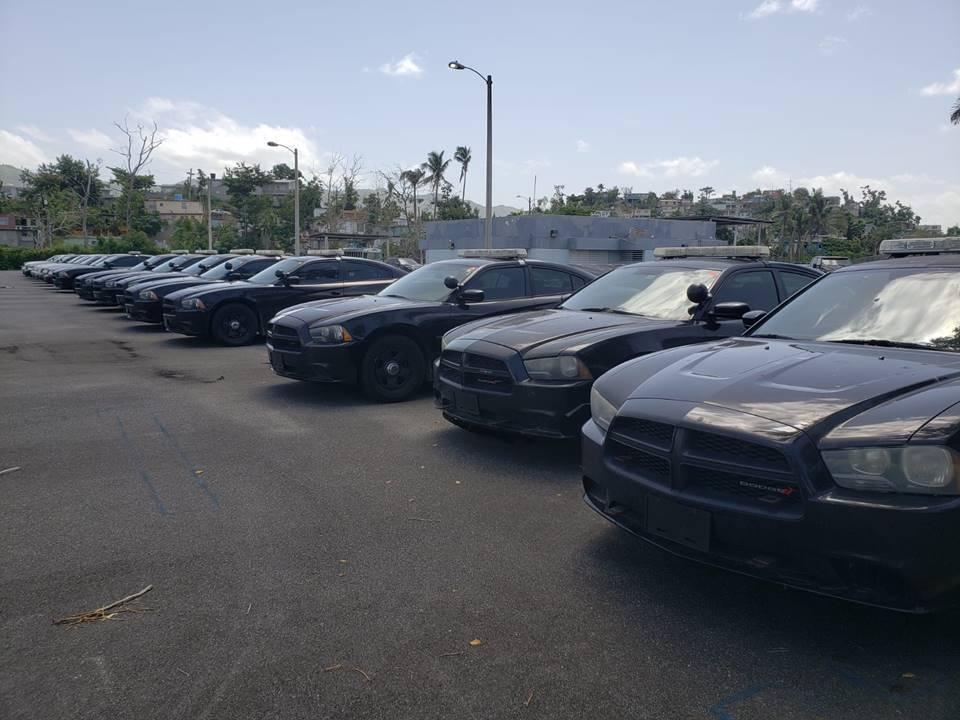 TALLAHASSEE (FNN NEWS) - Florida Governor Rick Scott to donate a fleet of FHP cruisers to aid Puerto Rico. Photo: Office of the Governor.