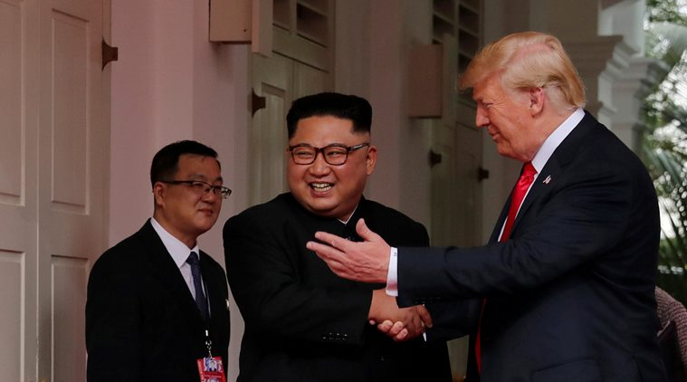 "WASHINGTON (AP) — President Donald Trump challenged skeptical media coverage of his historic summit with North Korea's Kim Jong Un on Wednesday, declaring that ""Fake News"" is the nation's ""biggest enemy."" Photo: REUTERS/Jonathan Ernst"