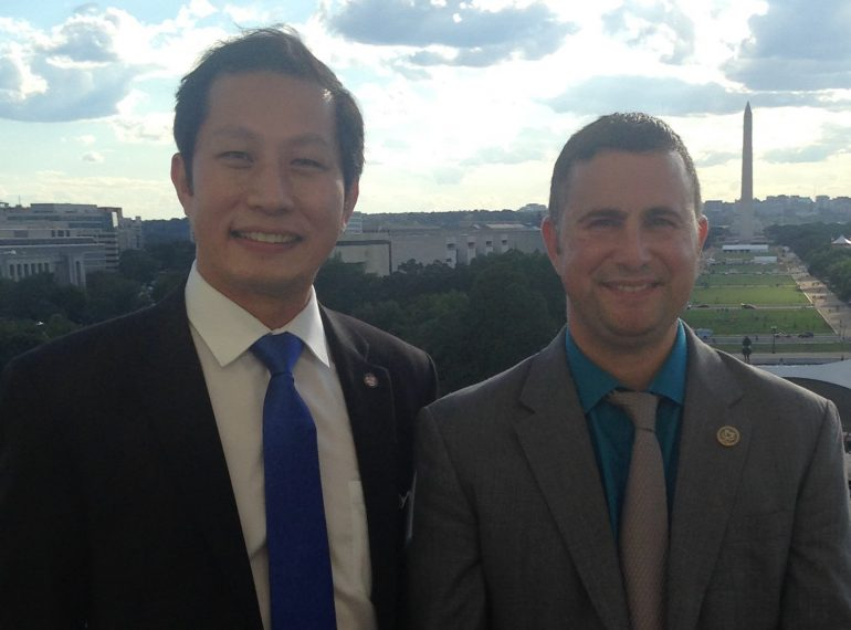 KISSIMMEE (FNN NEWS) - U.S. Congressman Darren Soto is Backing Andrew Jeng for Kissimmee City Commissioner