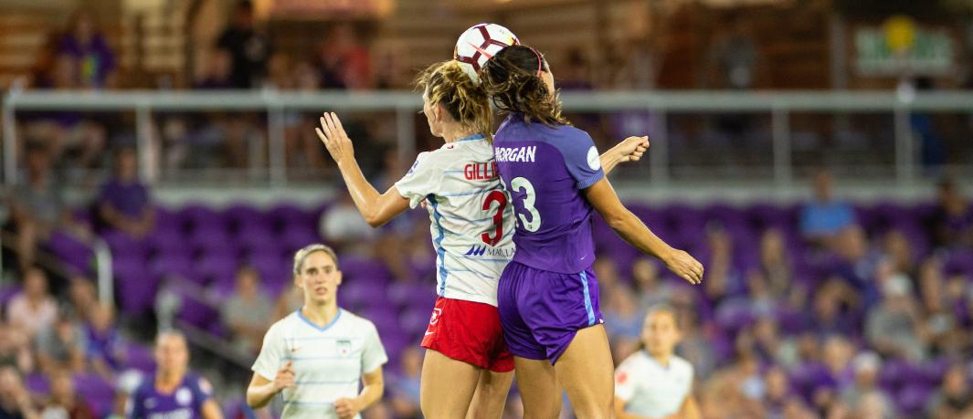 ORLANDO (FNN SPORTS) - The Orlando Pride couldn't hold out against the Chicago Red Stars in their final home game of the season Saturday. Photo: Orlando City Soccer Club.