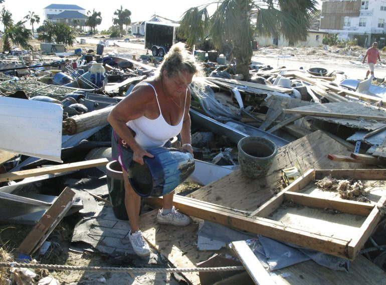 FLORIDA | PANAMA CITY, Fla. (AP) —Scope of Michael's fury becomes clearer in Florida Panhandle (Photo AP)