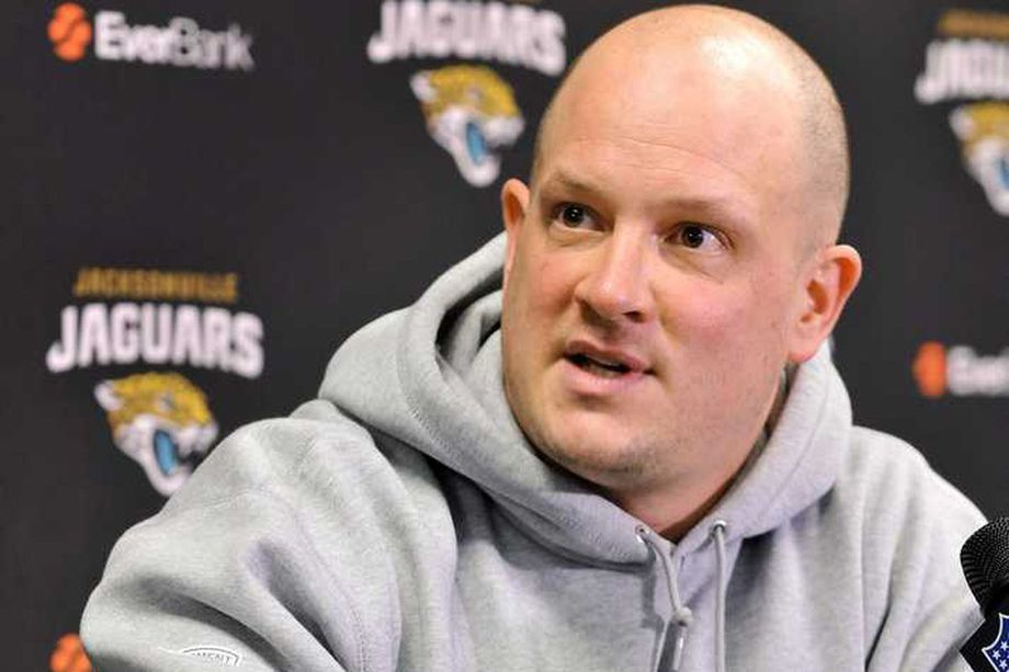 Offensive coordinator Nathaniel Hackett was released by the Jacksonville Jaguars Monday. Photo courtesy of Big Cat Country.com