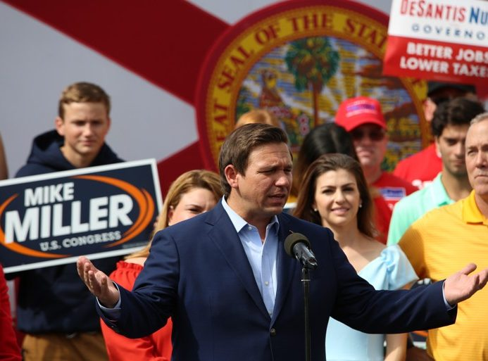 FLORIDA | TALLAHASSEE, Fla. - Governor-elect Ron DeSantis Announces 2019 Inaugural Committee Leadership (Photo by Willie David/Florida National News)