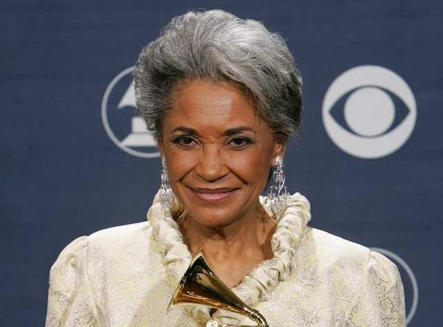 Grammy-winning jazz singer Nancy Wilson. Photo: Carlo Allegri/Getty Images.