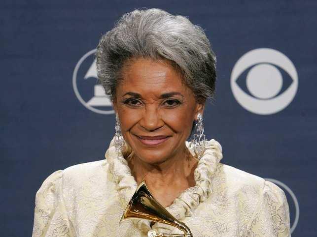Grammy-winning jazz singer Nancy Wilson. Photo: Carlo Allegri/Getty Images.