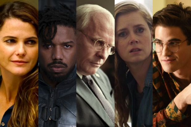 The 2019 Golden Globe nominations, while diverse, offer a few snubs and surprises. Image source: The Wrap.