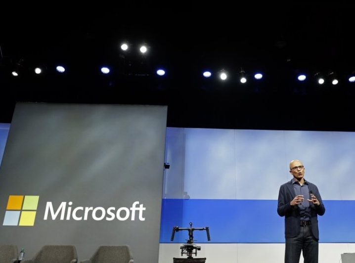 NATIONAL | WASHINGTON (AP) - Microsoft surpasses Apple as most valuable public company (Photo AP)