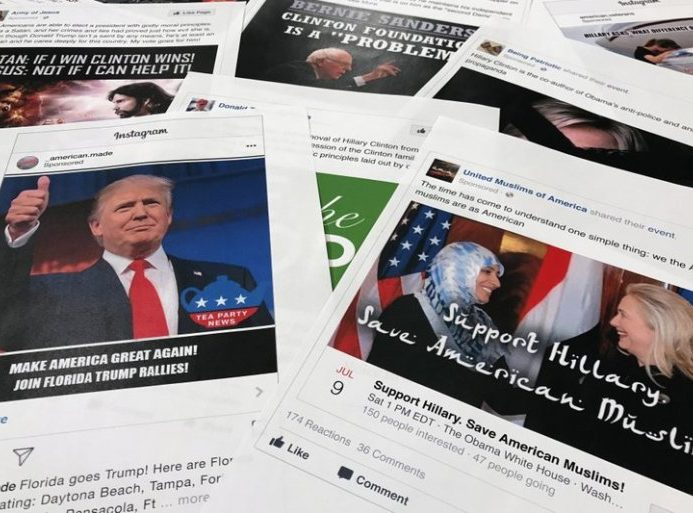 NATIONAL | WASHINGTON (AP) — Report: Russia still using social media to roil US politics