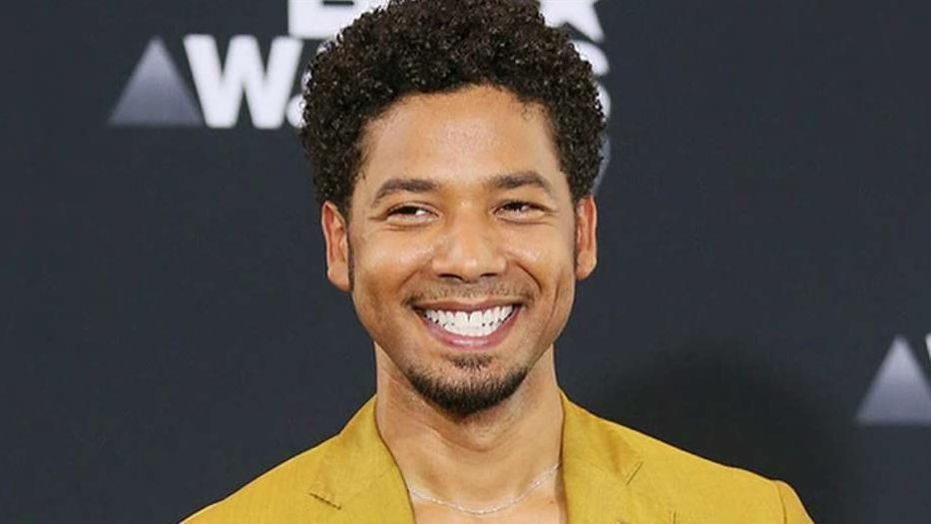 Jussie Smollett (Fox News photo)