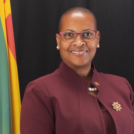Grenada's Ambassador to the U.S., Her Excellency Yolande Smith. Photo: Embassy of Grenada in Washington, D.C.