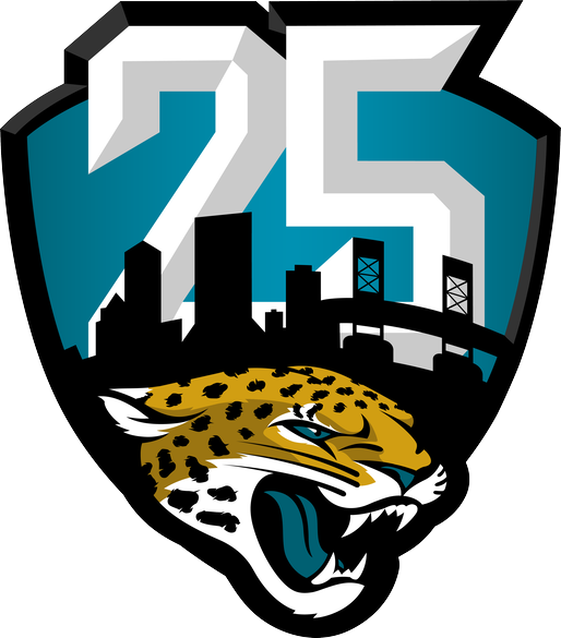 cf19c523580 Jaguars Unveil New Logo To Celebrate Team's Historic 25th Season ...