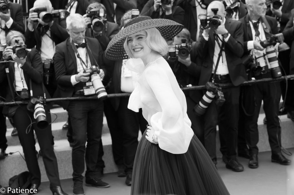 "In honor of the ""Once Upon a Time ... in Hollywood"" premiere, 2019 Cannes Film Festival jurist channeled classic Hollywood in chic Dior separates on the red carpet at the 2019 Cannes Film Festival Tuesday, May 21. Photo: Patience Eding/Another Concept Magazine/Florida National News."