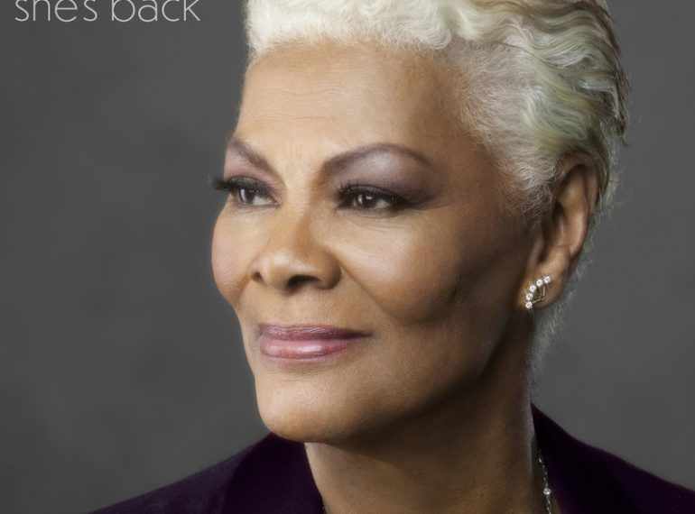 "The cover art for Dionne Warwick's new album, ""She's Back"", released Friday, May 17, 2019. Image source: Kind Music/Entertainment One"