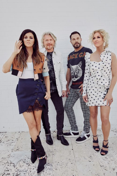 Little Big Town. Photo courtesy of CMT.