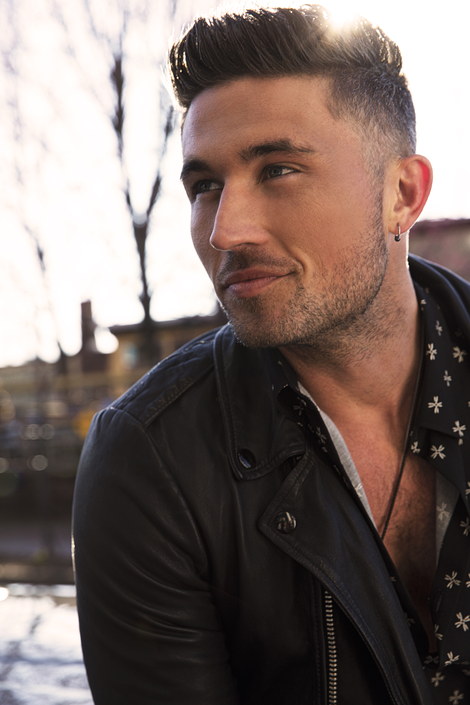 Eustis-born country singer-songwriter Michael Ray. Photo credit: Jeff Nelson.